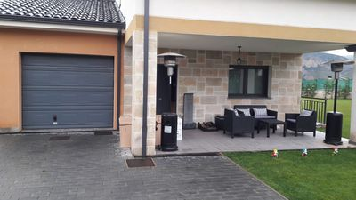 Photo for House with garden and barbecue 15 minutes from Logroño