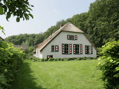 Photo for Gorgeous,renovated farmhouse in a rural area near the Utrecht Hill Ridge.