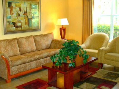 Photo for Cozy Unit! Resort Amenities! Free Shuttles To The Parks