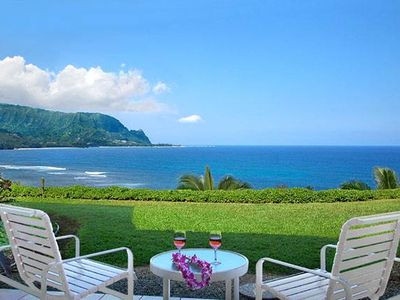 Photo for Great Expansive Ocean and Bali Hai Views!