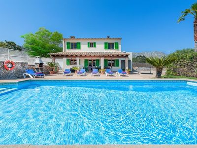 Photo for 5BR Villa Vacation Rental in Illes Balears