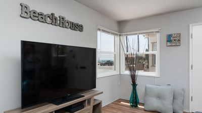 Photo for Charming Beach Cottage in PB! Steps to Beach/Food/Shopping! WiFi and Parking