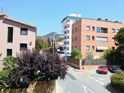 Photo for Apartment 250m from the beach, 1 bedroom, air conditioning, terrace, wi-fi.  Ref. A059