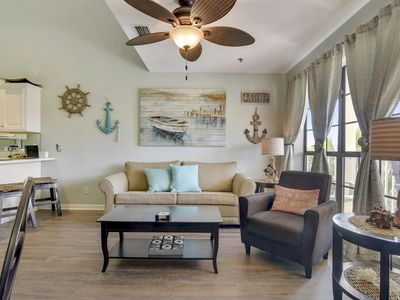 Photo for SANITIZED and FAMILY FRIENDLY WEST END OF PCB CONDO WITH FREE ACTIVITIES!