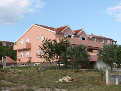 Photo for Apartment in Maslenica (Novigrad), capacity 4+2