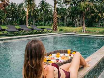 Photo for A Romantic Klumpu 4 Guest Ubud Villa & Resort
