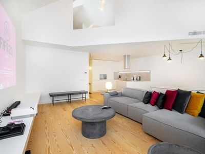 Photo for Luxury family apartment in Bairro Alto