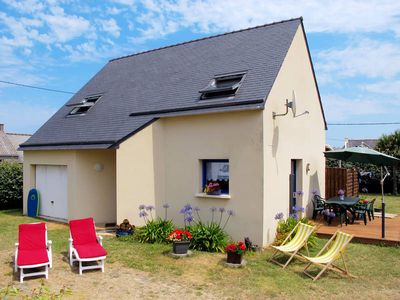 Photo for Vacation home L'Echo des Vagues  in Kerlouan, Finistère - 6 persons, 3 bedrooms