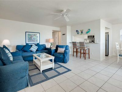 Photo for Unit C4: 2 BR / 2 BA beach front in Sanibel, Sleeps 6