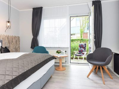 Photo for Double room with terrace - Hotel-Pension Schiffer