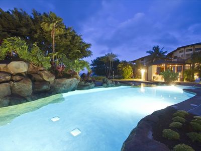 Photo for Spacious 2100 sq. ft. North Shore Condo in Princeville
