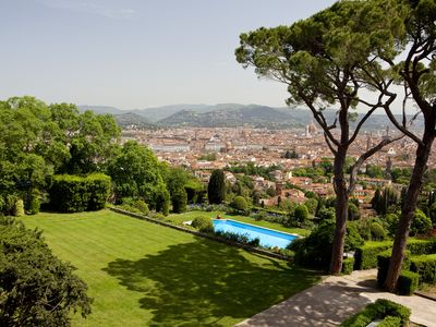 Photo for Apartment set in a property with breathtaking view of Florence!