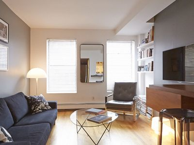 Photo for Stylish & Sleek Apartment Near SoHo!