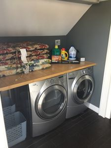 On site laundry