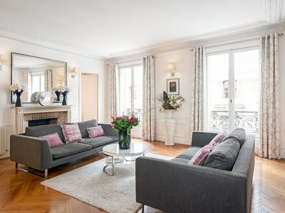 Photo for Saint Germain Luxury 3 Bedroom