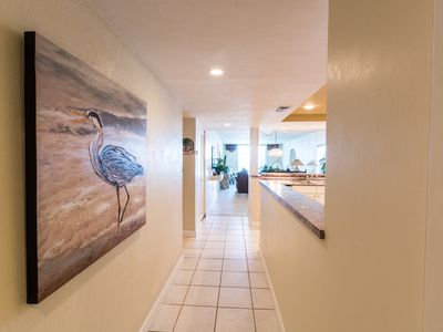 Photo for Beachfront Vacation Rental, Beautiful Views from the 2nd story balcony.