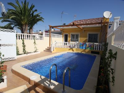 Photo for Nice villa 600 meters to the beach 3 bedrooms 3 bathrooms