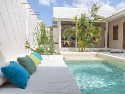 Photo for Villa Azcoyen - Brand New 3 BR Villa in Canggu