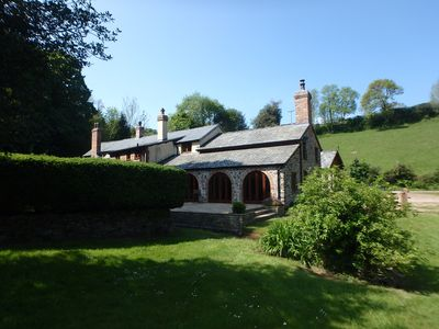 Photo for Exceptional House in stunning location on the edge of Exmoor