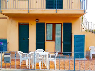 Photo for S100 - Sirolo, new three-room apartment with terrace