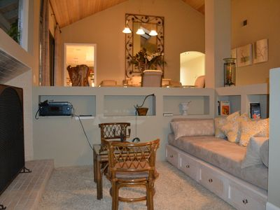 Photo for Newport Beach Quiet Hideaway With Private Spa & Grand Piano!- Monthly Rentals