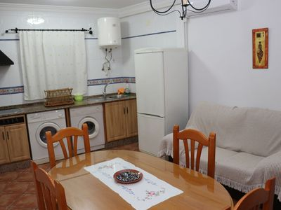 Photo for Apartment with air-con in lounge