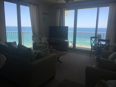 Photo for Shores of Panama 1403-Stunning Views-Wrap Around Balcony, Top Luxury