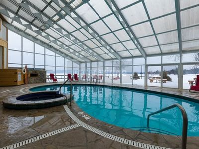 Photo for Calabogie Lodge Resort is a destination for outdoor and artistic adventures.
