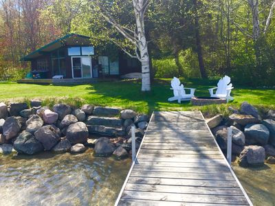 Photo for 2BR Cottage Vacation Rental in Empire, Michigan