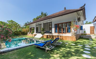 Photo for Charming 2 Bedroom villa with big  garden