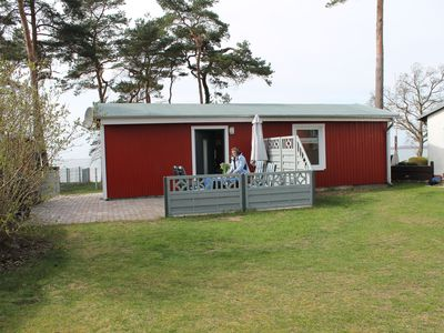 Photo for Waterfront Bungalow in Pepelow near Sea Beach