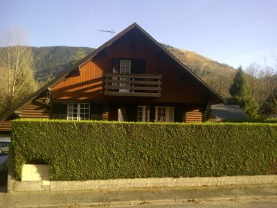 Photo for Chalet Comfortable and Quiet - Vielle-Aure (close to St Lary) - Hautes Pyrénées