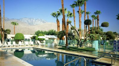 Photo for Nice Family Resort In Palm Springs - 2 Bedroom Townhome