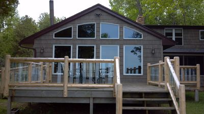 Photo for 8BR Lodge Vacation Rental in Sturgeon Bay, Wisconsin