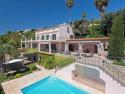 Photo for Luxury Villa on the French Riviera