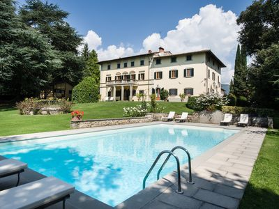 Photo for Apartment in Ancient Farm near Florence with Wellness Center