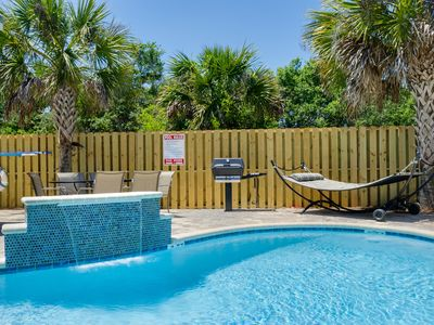 Photo for Summer Sun ~ Sleeps 20 ~ Private Pool!