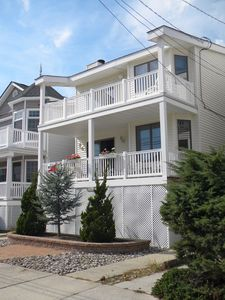 Photo for OCNJ Beach Block Beauty Only Steps to the Boards and Waves!