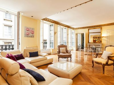 Photo for SUPERB APARTMENT WITH 3 BEDROOMS IN THE HEART OF PARIS - INVALIDES - ORSAY