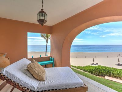 Photo for Luxury Beachfront Condo - Best Location in Casa Del Mar! RESORT FEE INCLUDED