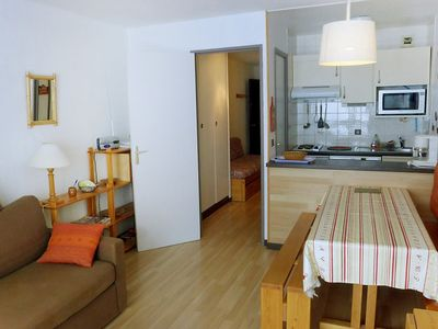 Photo for Apartment 727 m from the center of Tignes with Internet, Lift, Balcony (305571)