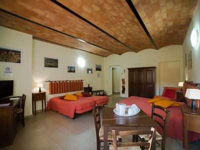 Photo for 1BR Bed & Breakfast Vacation Rental in Siena