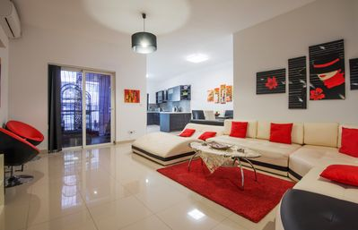Photo for Massive Luxury Apartment near St. Julians and Paceville