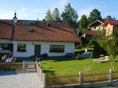 Photo for Holiday house Neukirchen for 2 - 8 persons with 2 bedrooms - Holiday house