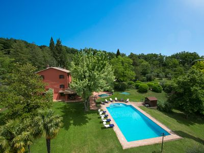 Photo for 5BR Villa Vacation Rental in Giove