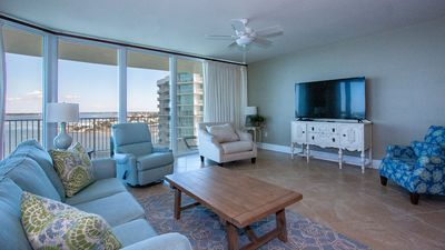 Photo for Impeccable Family-Friendly Condo with Magnificent Views of Perdido Bay