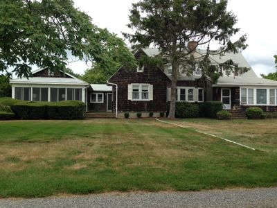 Photo for Family friendly westhampton home