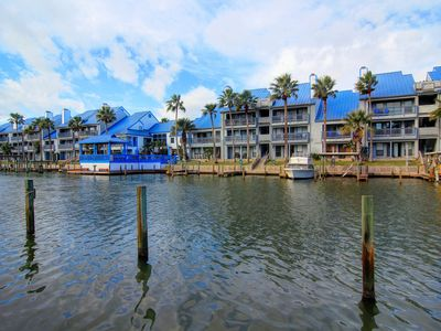 Come Enjoy this 3 bedroom Waterfront condo with a great Sunset View!