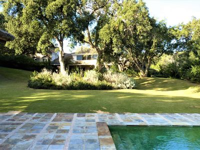 Photo for Magnificent home with large garden and pool in exclusive area of Sotogrande