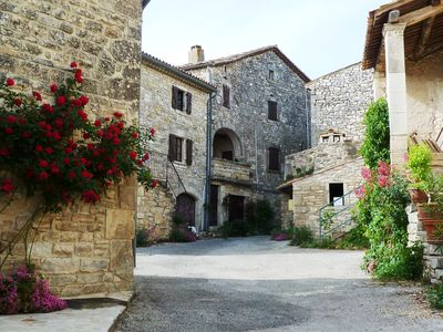 Photo for Acomodation in Provence. (Barjac 30430)